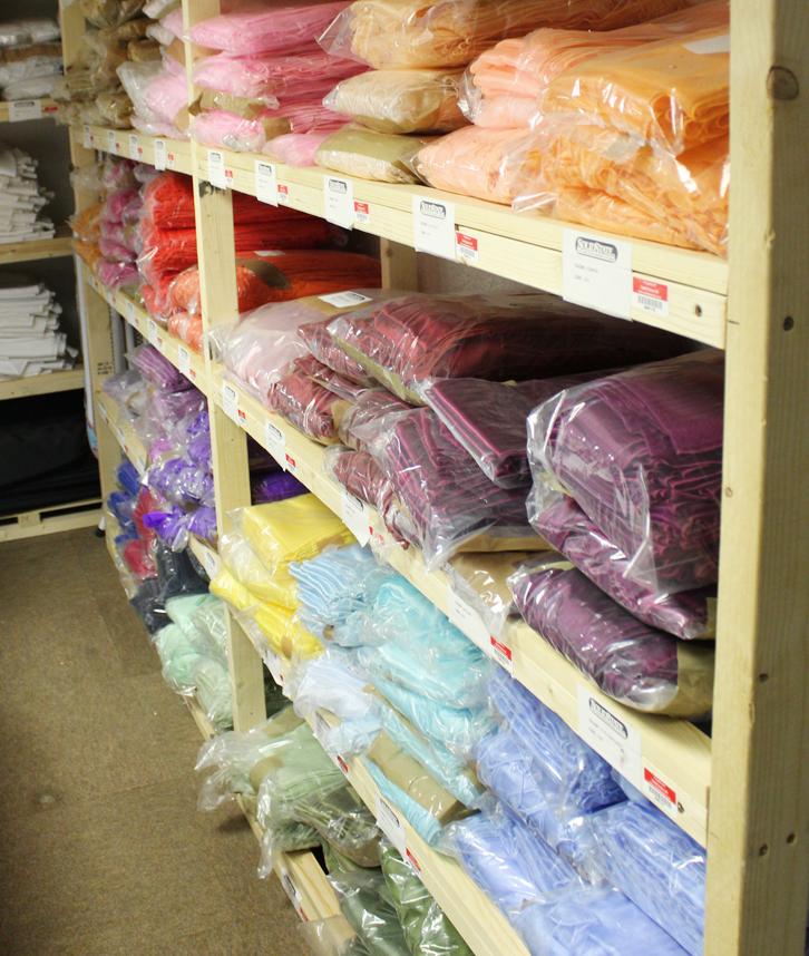 Our range of coloured sashes