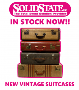 New Vintage Suitcases - Coming Soon