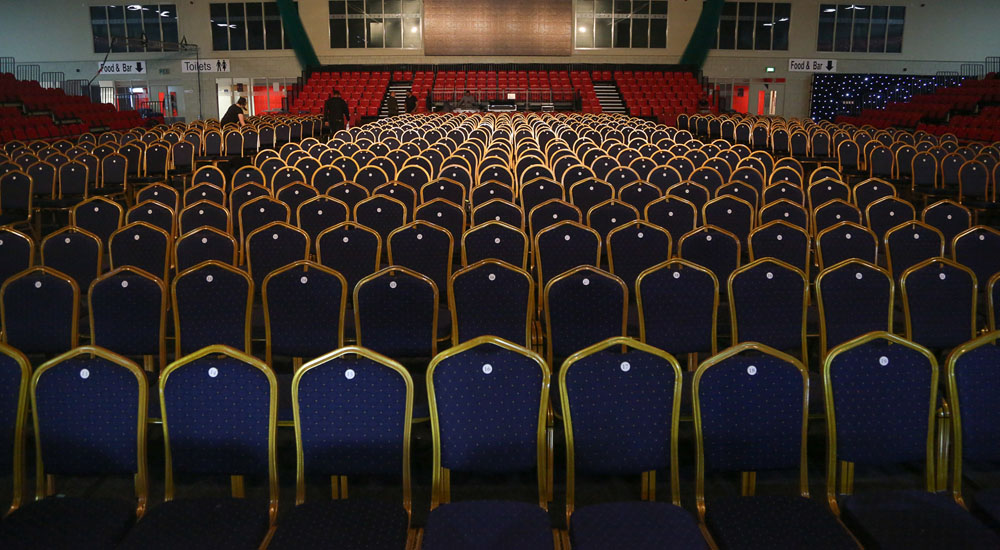 Banquet Chair Hire Leicester