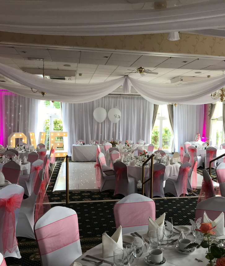 Venue Draping in the Midlands