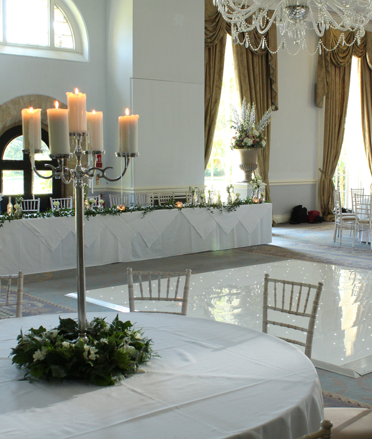 Wedding at Stapleford Park