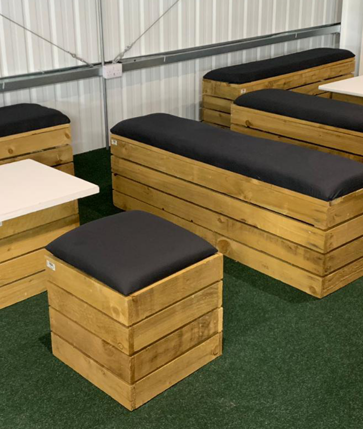 Pallet Furniture Hire Midlands