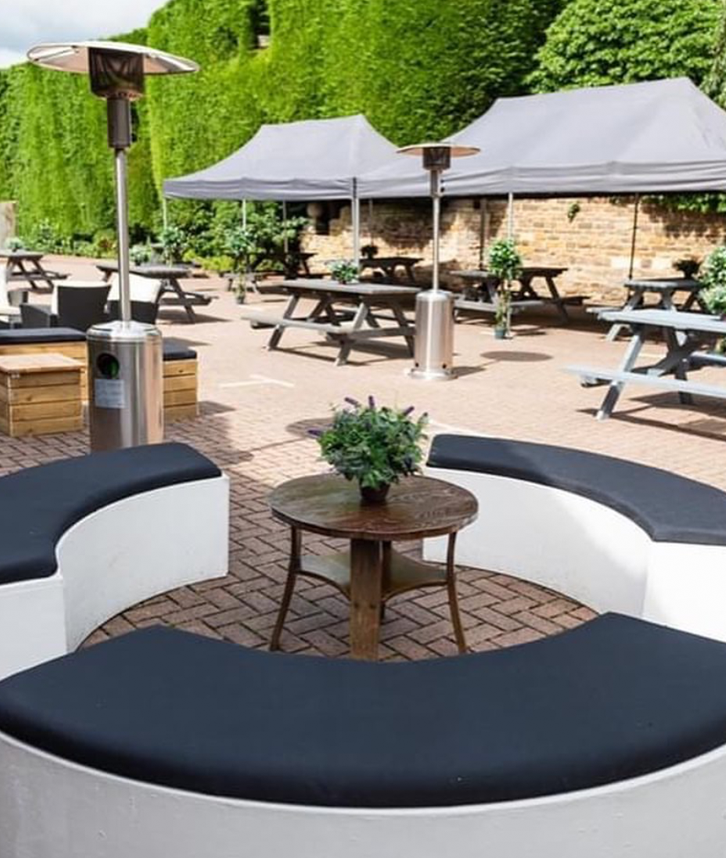 Outdoor Furniture Hire in Leicestershire