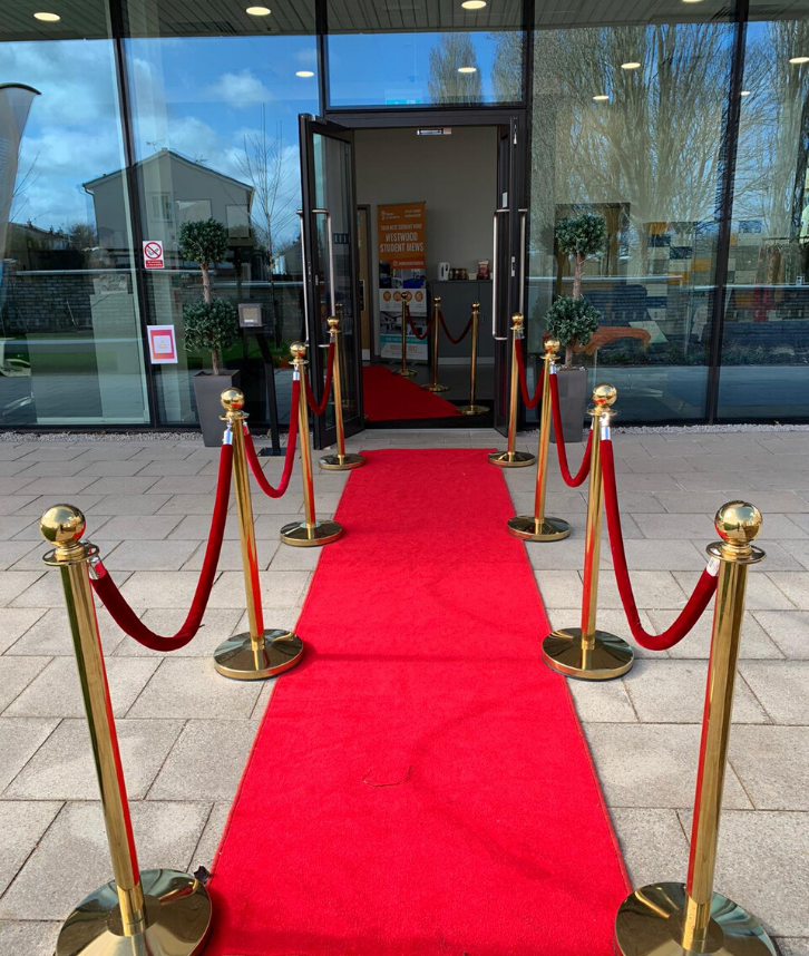 Red Carpet Hire in Leicester