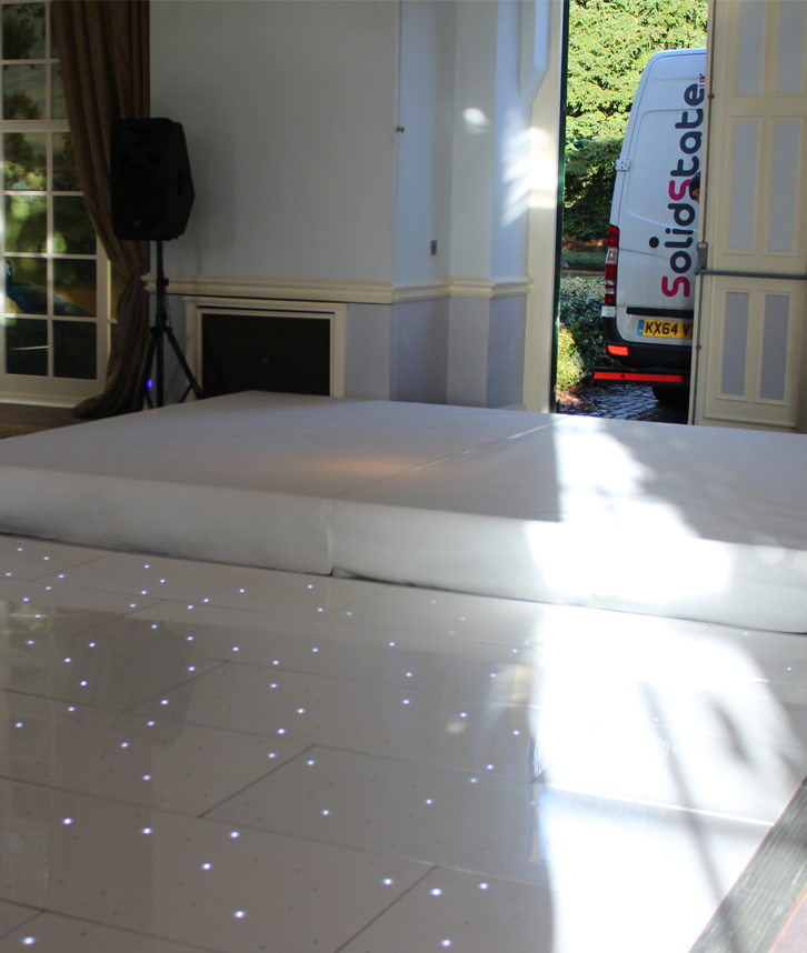 Wedding Stage Hire in Leicester