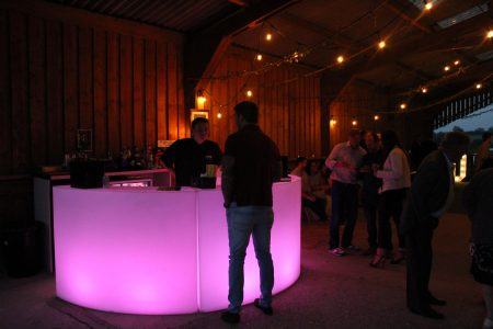 LED Bar Hire In Leicestershire