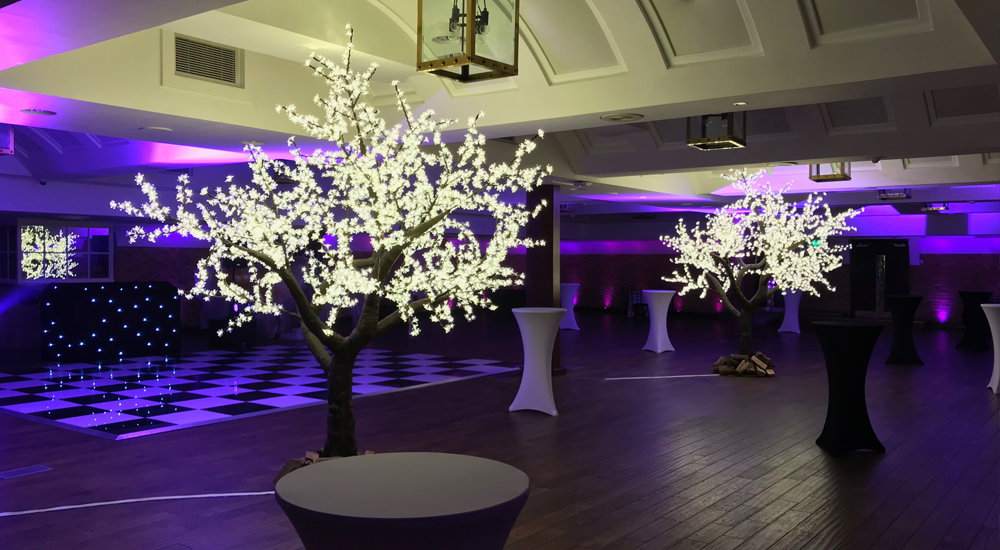 LED Blossom Tree Hire UK