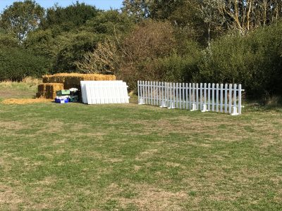 White Picket Fencing Hire