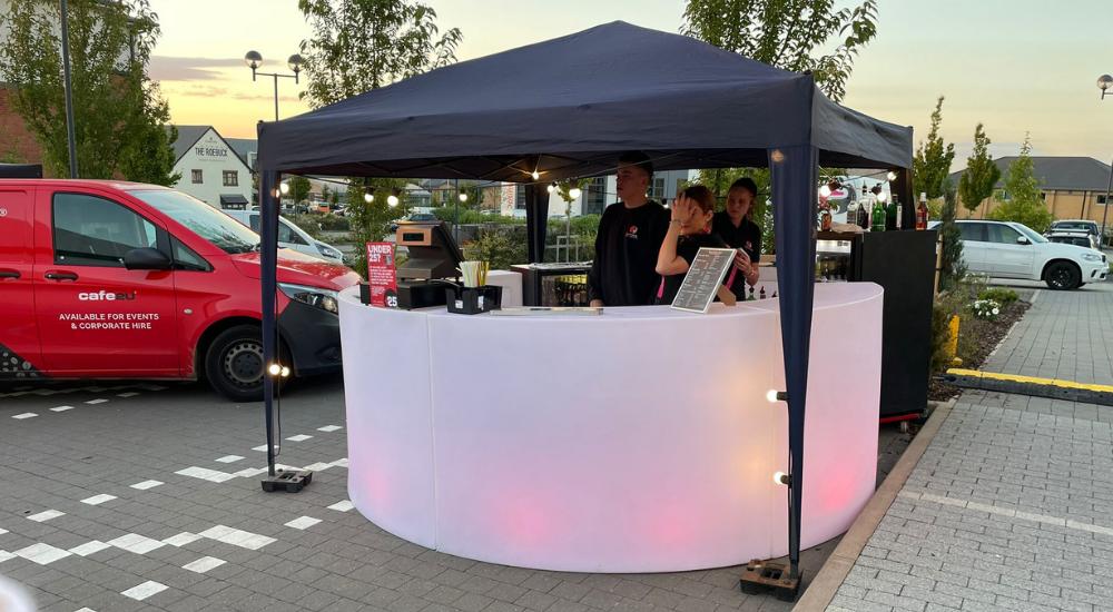 Mobile Bar Hire Midlands