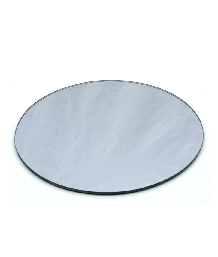 Mirror Plate Wedding Table Centrepiece Hire In Leicester