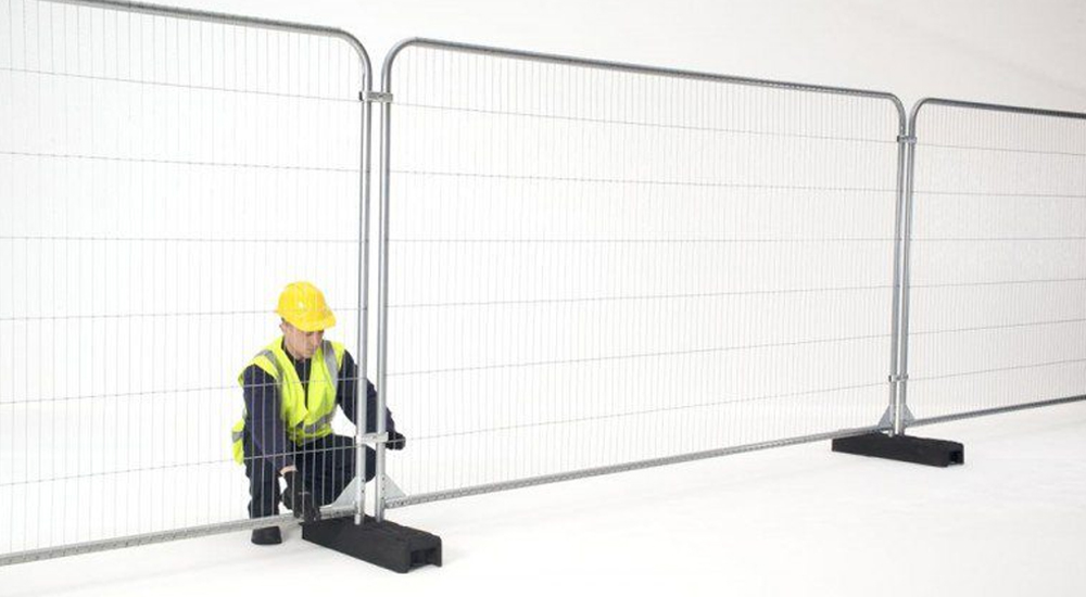 Heras Security Fencing Hire in the Midlands