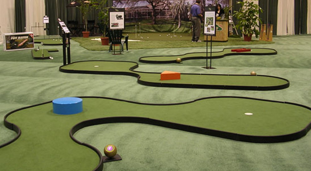Crazy Golf Hire Midlands