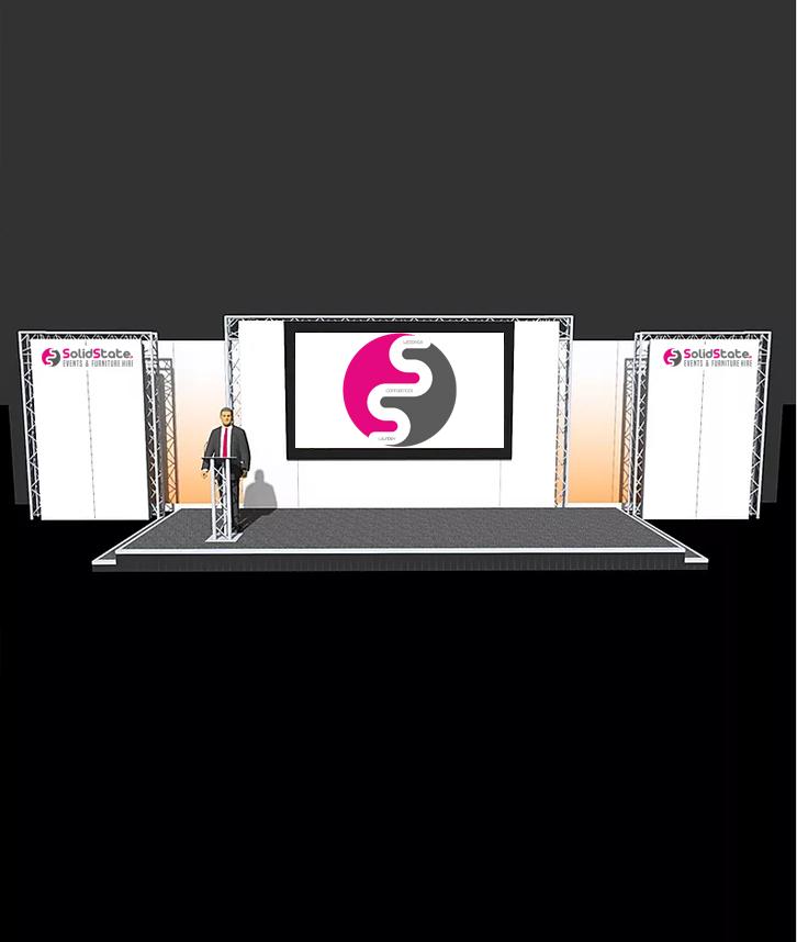 Stage Set - 12