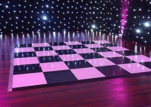 Chirstmas dance floor hire